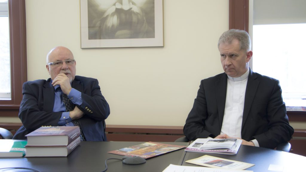 Professor_Frank_Sysyn-Director_of_the_Peter_Jacyk_Centre_for_Ukrainian_Historical_Research_CIUS_and_Father_Bohdan_Prach-Rector_of_the_Ukrainian_Catholic_University