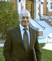 Volodymyr Kravchenko, Director of the Canadian Institute of Ukrainian Studies
