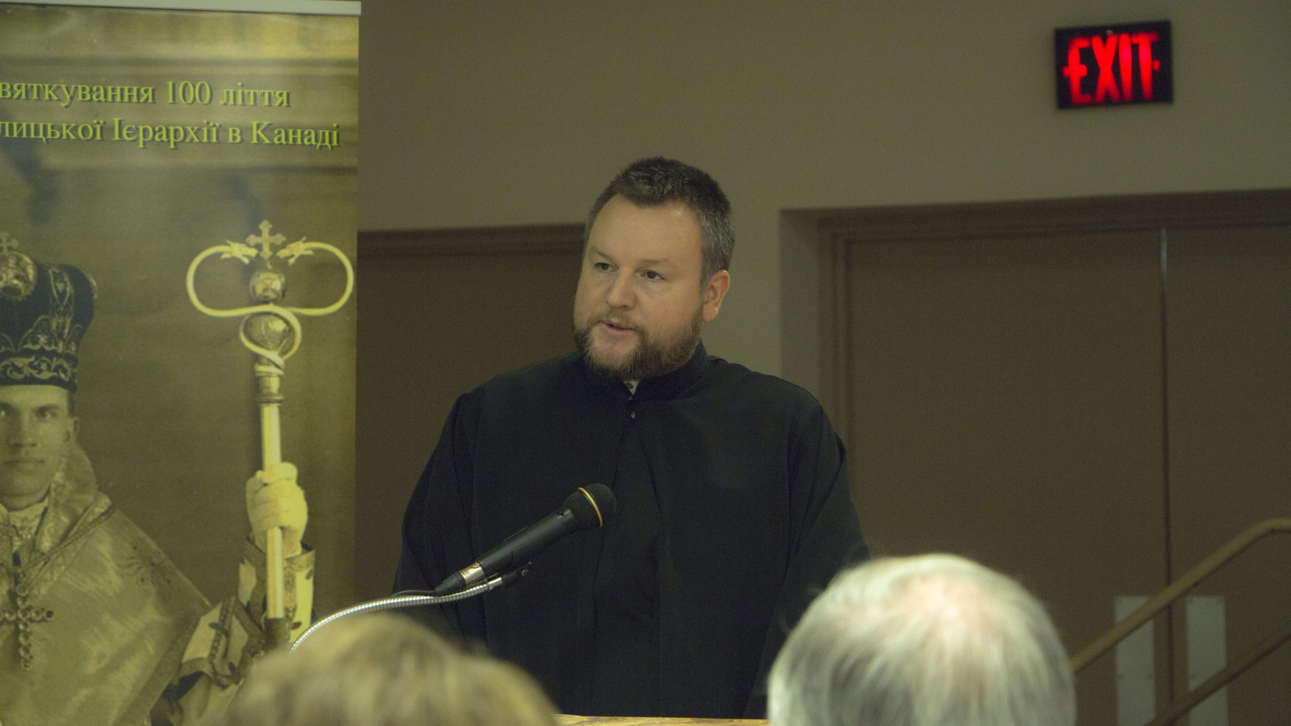 Biography of Bishop Nykyta Budka Launched in Edmonton