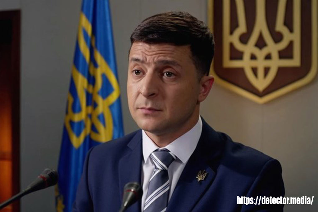 "A Comedian in the Ukrainian Presidential Election: An Unusual Announcement on New Year's Eve and Dubious ""Jeansa"" Tactics"