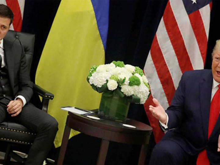Impeachment inquiry refocuses attention on the war in Ukraine