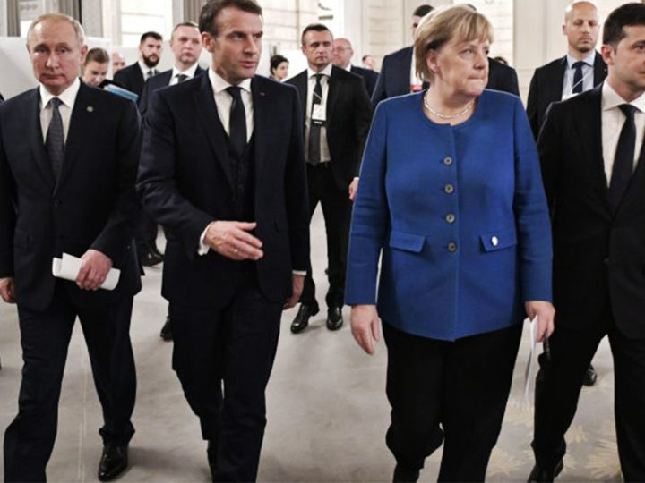 Hostages to Peace, or To Each His Own Normandy Format