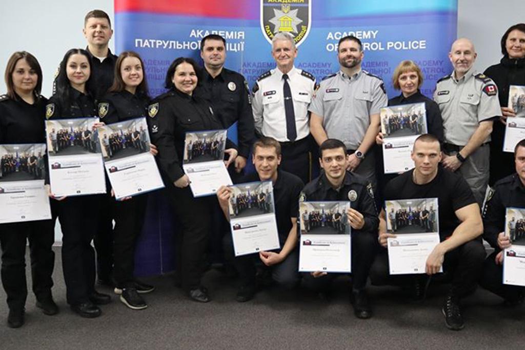 Academy of Patrol Police: A cornerstone of Ukrainian law enforcement reform