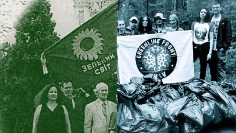 The new path of Ukrainian eco-nationalism
