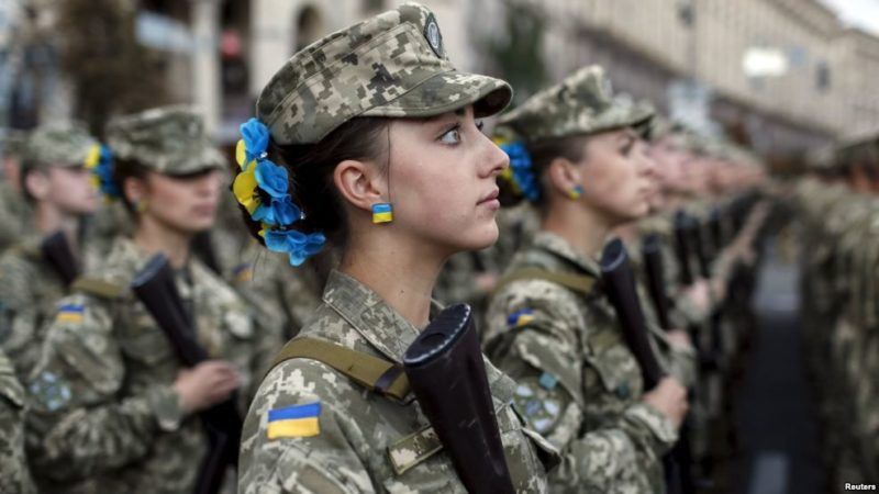 Ukraine's path toward peace: Women in politics, security, and peacebuilding