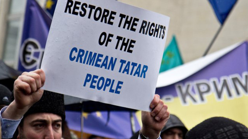 Between integration and assimilation: The Crimean Tatars  after Russian annexation in 2014