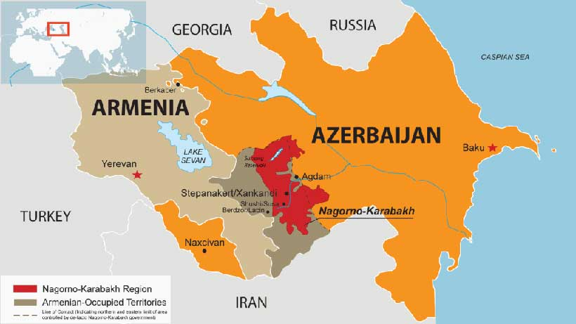 The Donbas Conundrum through the Lens of the Nagorno-Karabakh Conflict: A Comparison