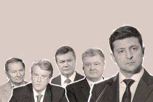 presidents of ukraine