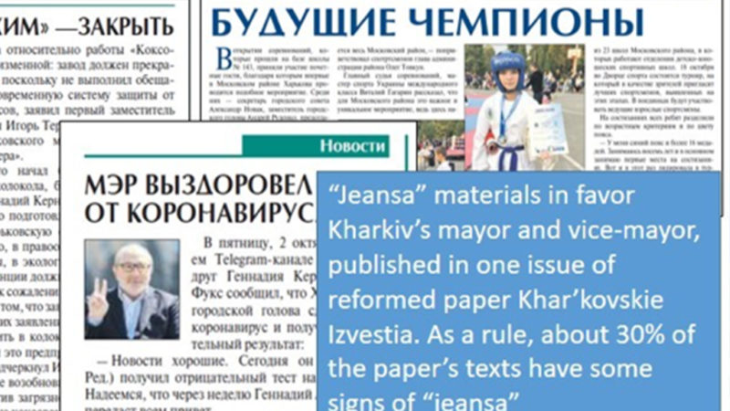Ukraine's local elections