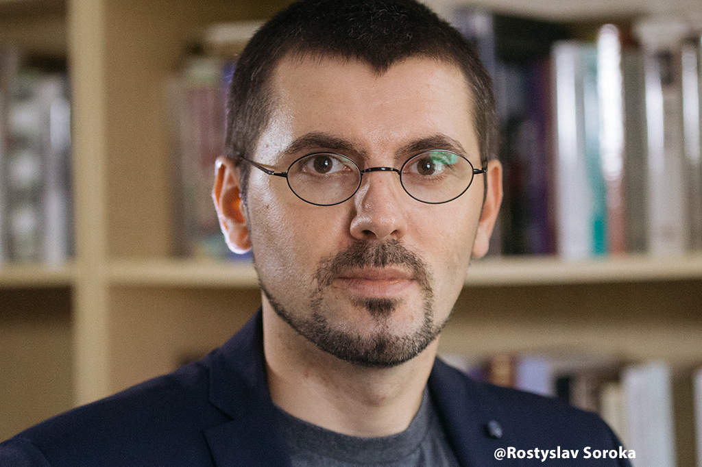 """""""The public must clearly identify and follow through on issues"""": Interview with Oleksandr Pankieiev"""