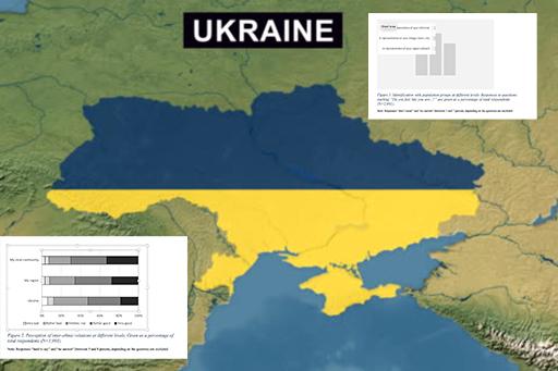 Identities and attitudes toward Ukrainian ethnopolitics: A population survey